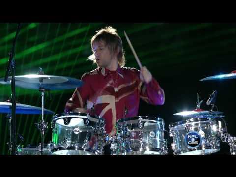 THE WHO  SuperBowl XLIV Half-Time Show (TRUE HD) ---  02-07-10-1 Part 1.mpg