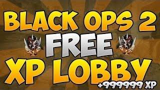 Black Ops 2 Free XP/Camo Lobbies Xbox One/Xbox 360 GT:Golden Roiex