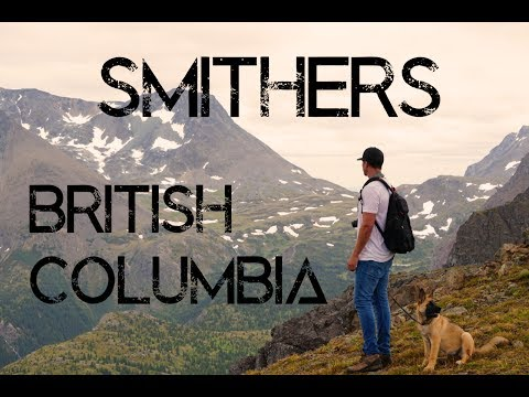 BEAUTIFUL BRITISH COLUMBIA - SMITHERS BC - CANADA