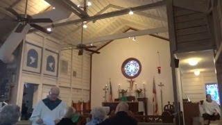 Американская Церковь. Служба. Калифорния