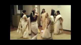 Thiruvathira  2012 by CROYDON KKK Girls