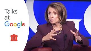 Nancy Pelosi   Talks at Google