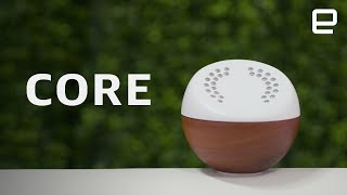 Core meditation device hands-on at CES 2020