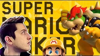 Super Mario Maker VIEWER Levels | How Do I Play This Again?