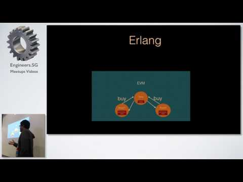 Programming with Actor models in Ruby - Singapore Ruby Group
