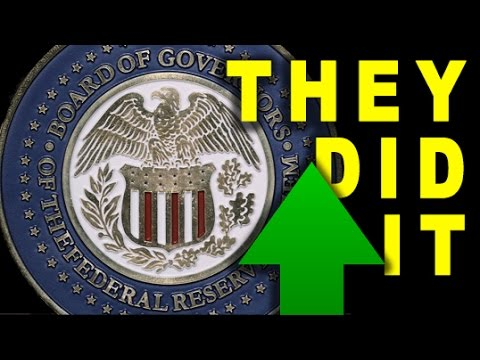 The Fed Rate Hike And It's Immediate Impact On Gold