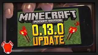 Minecraft | 0.13.0 | POCKET EDITION REDSTONE UPDATE!