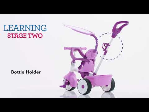 Little Tikes - 4-in-1 Trike Basic Edition - Pink | Toys R Us Canada