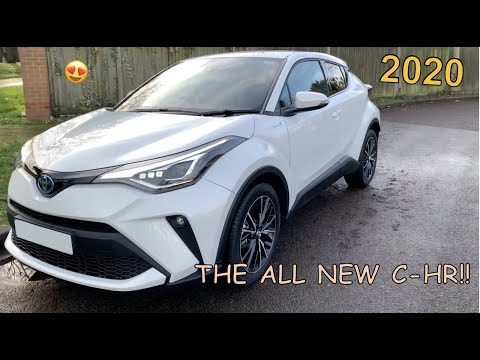Toyota C-HR 2020 Overview