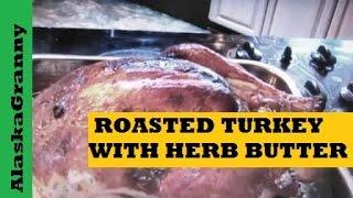 Turkey With Herbed Rub