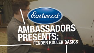 Eastwood Ambassadors: Jesse K from Hotrod Uses the Eastwood Fender Roller on his G-Body Wagon!
