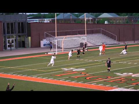 #6 Ames Soccer at #3 WDM Valley on May 8, 2012 1080p