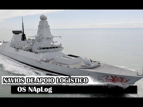 Navios de Apoio Logístico, os NApLog
