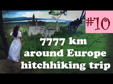 #10 Hitchhiking Europe - Como Bellagio