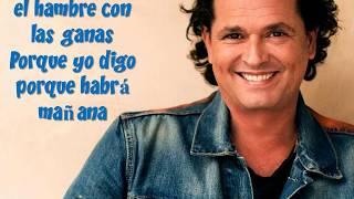 Mañana Carlos Vives