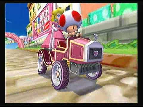 Mario Kart Love Song Music Video