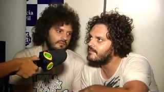 Brasil Urgente - Diogo e Diego, Os Gêmeos Muito Doidos