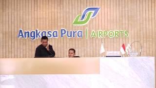 Angkasa Pura Office Lobby
