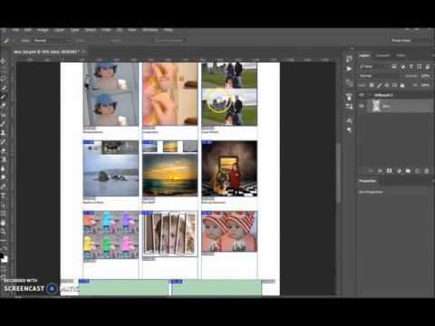 Photoshop Tutorial | Slicing And Exporting Images For The Web