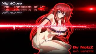 NightCore - Trip ~Innocent of D~ [HD]