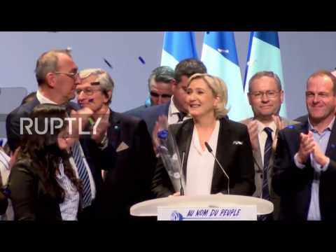 France: Le Pen accuses government of 'complicity' in Nantes protest riots
