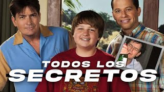 Todos los SECRETOS de TWO AND A HALF MEN | Dentro de las series #01