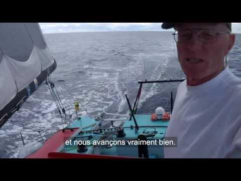 J25 : De bonnes conditions pour Nandor Fa / Vendée Globe