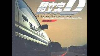 MAKE MY DAY / DERRECK SIMONS - INITIAL D BEST OF (with lyrics)