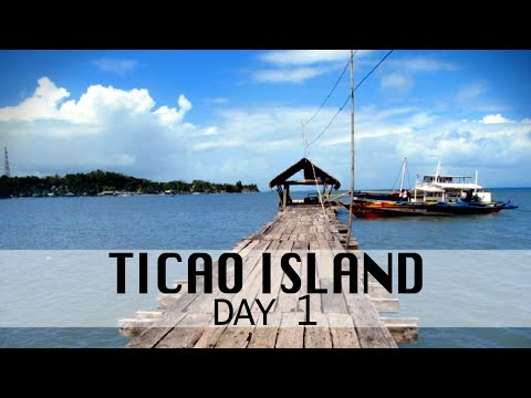 Ticao Island, Masbate Day 1