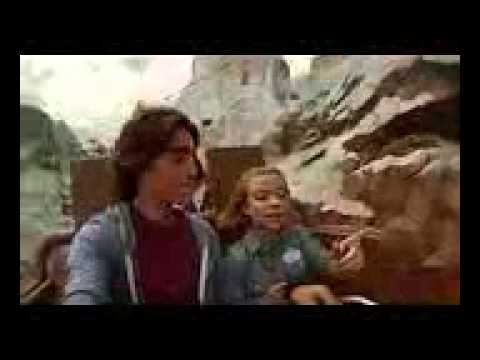 G Hannelius and Blake Michael roller coaster ride