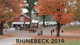 Rhinebeck weekend