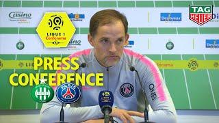 Press Conference AS Saint-Etienne - Paris Saint-Germain (0-1) / 2018-19