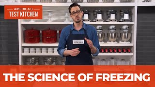 Dan Souza Explains the Science of Freezing and Why Speed Matters