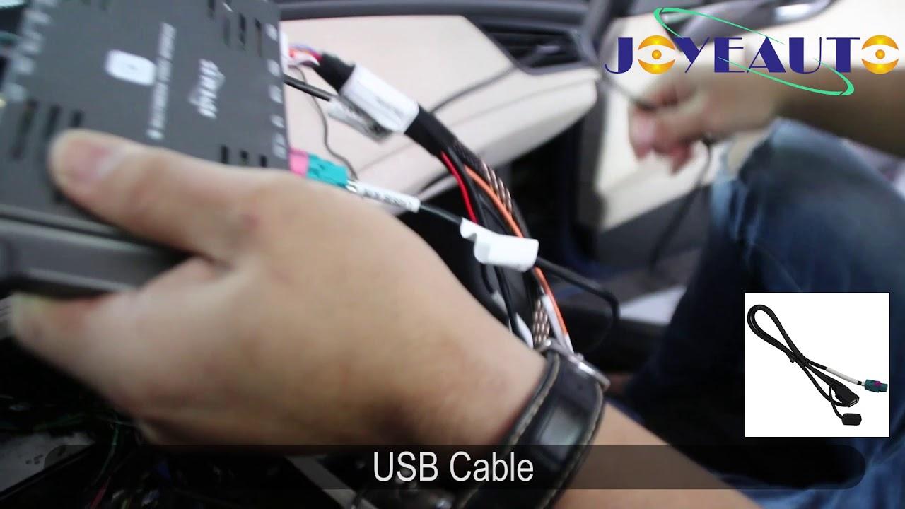 Wireless Apple Carplay Retrofit For Bmw Z4 E89 Cic Hu With Rear Camera