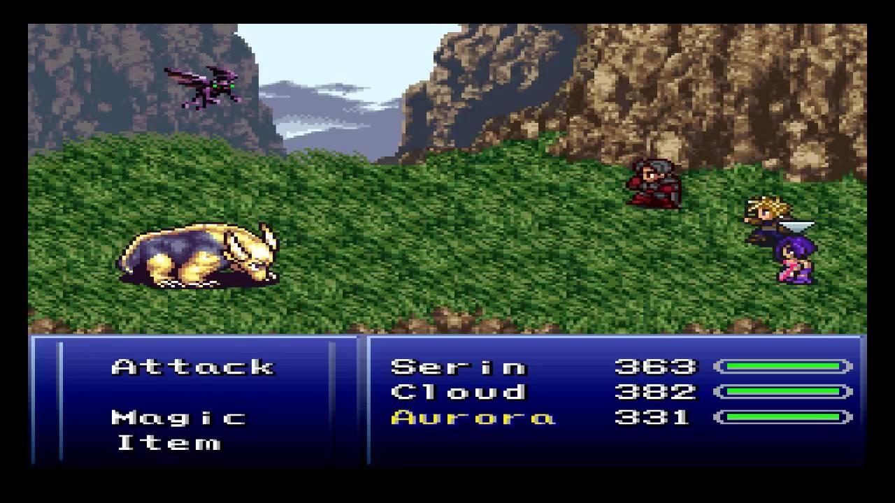 Final Fantasy 6 Rom final fantasy vi - return of the dark sorcerer (hack)