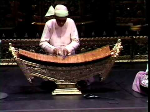 Myanmar Music by Myanmar harp, xylophone, slide guitar and piano, presented by Asia Society, 2003