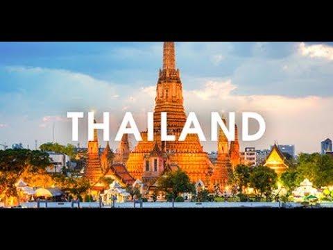 Du Lịch Thái Lan 5 ngày 4 đêm, Một số địa điểm du lịch tại Thái Lan
