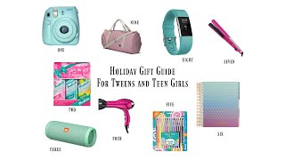 Holiday Gift Guide 2018 For Tween And Teen Girls