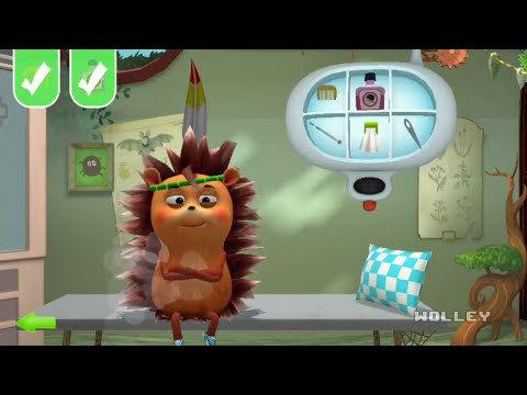 Thumbnail: Fun Animals Care Forest Hospital - Baby Doctor Care & Help Little Fox Animal Friends Games For Kids