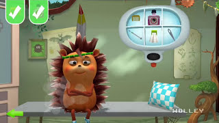 Fun Animals Care Forest Hospital - Baby Doctor Care & Help Little Fox Animal Friends Games For Kids