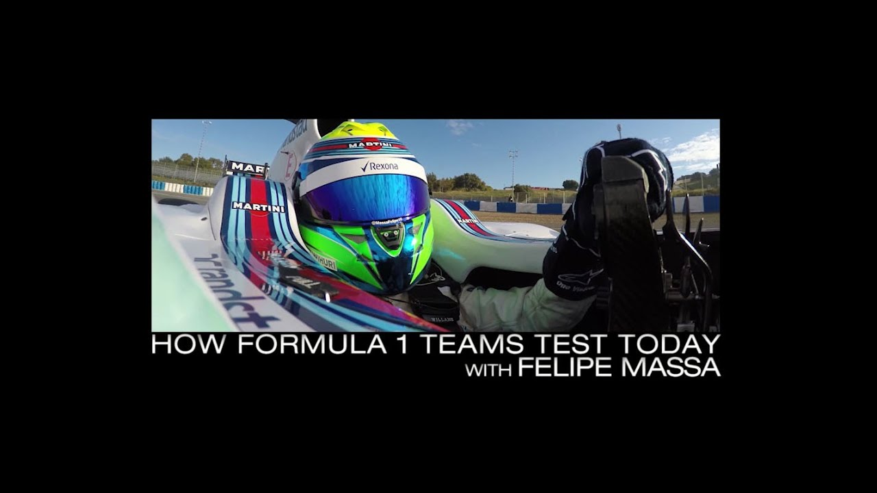 Insight: How Williams F1 team uses a simulator to do testing