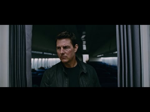 "Jack Reacher: Never Go Back (2016) - ""Rules: Airplane"" - Paramount Pictures"