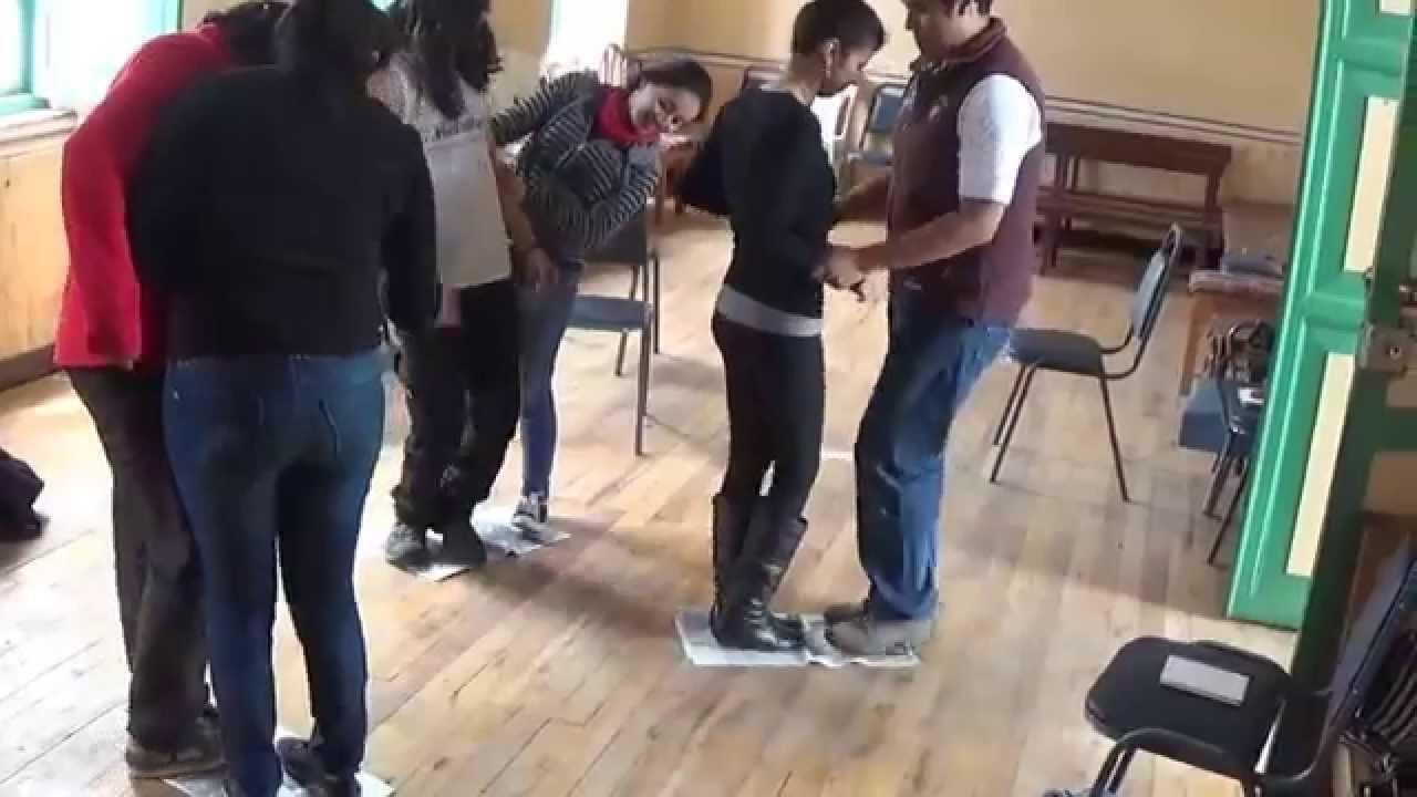 Bailando encima de un nabo - 1 5