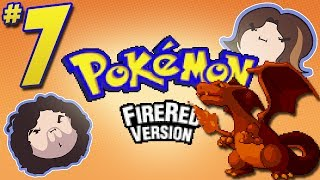 Pokemon FireRed: The Name Game - PART 7 - Game Grumps