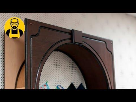 Установка дверной арки своими руками видео