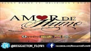 Endo ft. Benny Benni & Delirious - Amor de Humo (Prod. By Kronix)