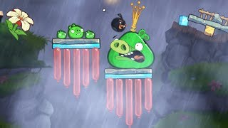 Angry Birds 2 King Pig Panic! (DAILY CHALLENGE) – 3 BOSSES PIG LEVEL Gameplay Walkthrough Part 504