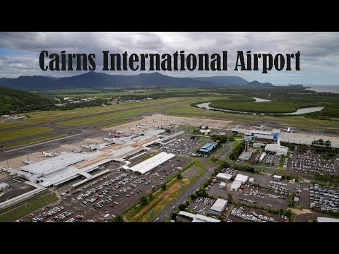 Cairns International Airport | Terminal Tour