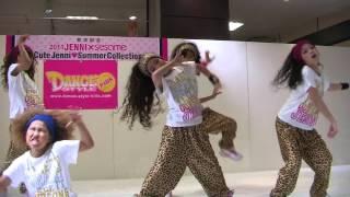 娘がファンのJ☆dee'Z、 みんな可愛くてダンスもかっこよかったです!
