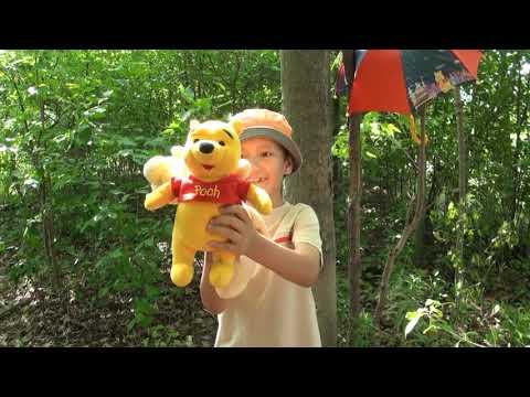 Teddy sings Winnie The Pooh song |  #ChristopherRobin
